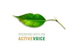 Speaking With an Active Voice
