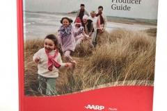 AARP Binder Cover