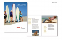 Collateral Pieces for AARP Sales Kit
