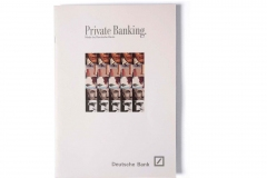 Private Banking Collateral for Deutsche Bank